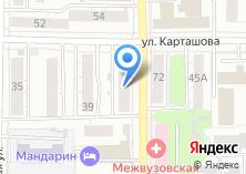 Компания «Макс-Сервис» на карте