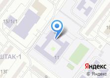 Компания «Средняя общеобразовательная школа №14 им. А.Ф. Лебедева» на карте