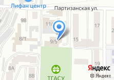Компания «ПКФ ТОМЭКС» на карте