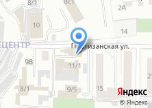 Компания «СибирьТонерГрупп» на карте