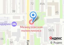 Компания «Межвузовская больница» на карте