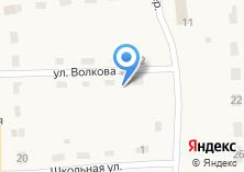 Компания «Парикмахерская на ул. Волкова» на карте