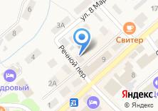 Компания «Гостевая квартира» на карте