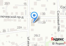 Компания «Строительная техника» на карте