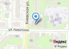 Компания «Торговый Дом СоюзСнаб» на карте