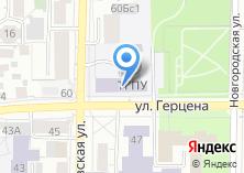 Компания «Музей торфа ТГПУ» на карте