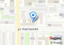 Компания «Главное Управление Центрального Банка Российской Федерации по Томской области» на карте