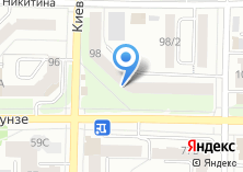 Компания «Двери» на карте