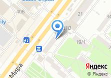 Компания «Ортопедический салон №1» на карте