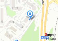 Компания «Velo Drive» на карте