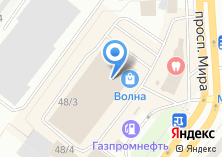 Компания «Флоренция» на карте