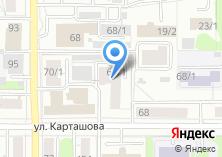 Компания «18+ сеть магазинов эротических товаров» на карте