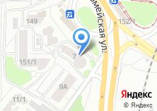 Компания «Молоко» на карте