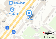 Компания «Иавис» на карте