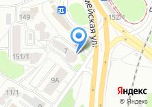 Компания «COPACABANA» на карте