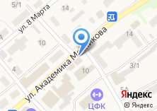 Компания «Магазин фитопродукции и сувениров» на карте
