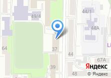 Компания «ТТК-Западная Сибирь» на карте