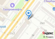 Компания «Томич» на карте