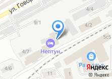 Компания «Автонянь» на карте