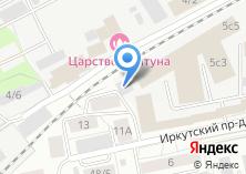 Компания «АПЕКС» на карте