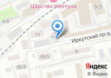 Компания «Ветер» на карте