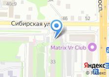 Компания «Авиатор» на карте