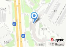 Компания «Сластена» на карте