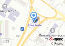 Компания «АЗС Elke Auto» на карте