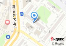 Компания «Превентива» на карте