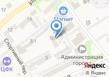 Компания «Клуб пограничников» на карте