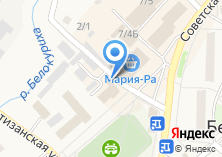 Компания «Базис+» на карте
