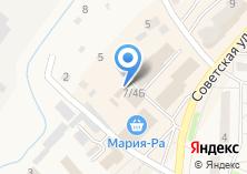 Компания «Городской рынок» на карте