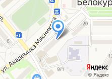 Компания «Антенномонтаж» на карте