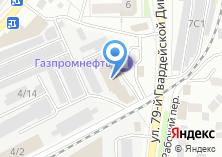 Компания «Электрон-М» на карте