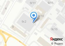 Компания «Фабрика окон» на карте