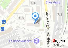 Компания «Новые Двери в Томске» на карте