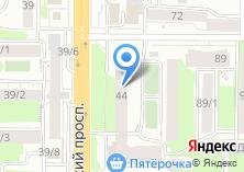 Компания «PLUTUS» на карте