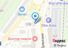Компания «Томская промышленно-строительная компания» на карте