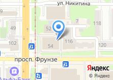 Компания «ODL-Окна Двери Лоджии» на карте