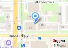 Компания «У САМОВАРА» на карте