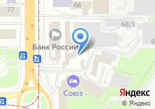 Компания «Мистер Хе сеть фирменных торговых точек» на карте