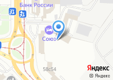 Компания «Дискавери» на карте