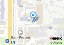Компания «Федерация Тхэквондо Томской области» на карте