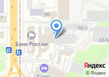 Компания «Юди» на карте