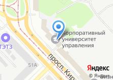 Компания «СК  Ангара» на карте