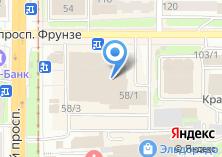 Компания «Гарт мебель» на карте
