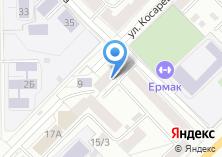 Компания «Сутки.Томск.ру» на карте