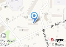 Компания «Энергоцентр» на карте