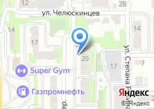 Компания «Пенная кружка» на карте