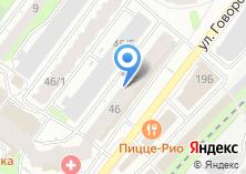 Компания «Медицина-Сервис» на карте